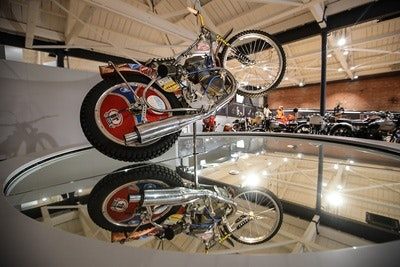 Classic Motorcycle Mecca - Adult/Child