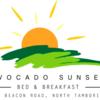 Avocado Sunset