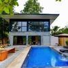 Brick Box Pool Villa