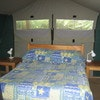 GLAMPING TENT - DOUBLE BED