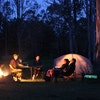 Overnight Camping or Caravan Stay