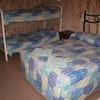 3.5m Underground Double Motel + 2 Bunk Beds