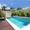 1 Bedroom with nice private pool