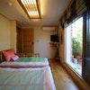 Korean Style Triple With Balcony