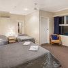 Triple Room (Queen & 2 Single Beds)