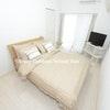 Garden Double Rm雙人房連小花園-1Double&1Futon/1張雙人床&1張日式床墊