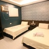 Family Double Room with Breakfast for 4