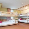 2 Bunk beds room E (Max 4 people)