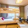 2 Bunk beds room C (max 4 people)