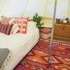 Eco Tent - Tropical Bloom
