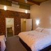 Motel Room -  King size bed