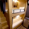 4 Bunk bed share bathroom with breakfast