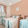 Chestnut Room – Queen Bed and Single Bed – Sleeps 3