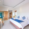 King Bed Bungalow with Bath & Shower (Double Occupancy)