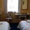 Standard non-refundable.11.Economy Air-con Twin Room with Shared Bathroom