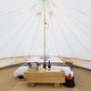 Luxury King Bell Tent