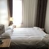 Double with shared balcony and bathroom  - Standard Rate