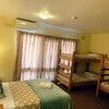 QUEEN + 4 SINGLE BUNK BEDS (SLEEPS 6) DIRECT