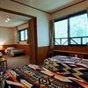 Room 207 (Quadruple Room / 4ベッド)