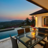 5-BR villa with sea view and pool