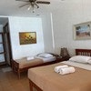 Cabana - Deluxe Seaview (1 queen & 1 single bed) Standard Rate