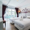 Deluxe Twin Room with Balcony breakfast included  (Promo)