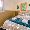 Kiwiana Cabin - Double Bed