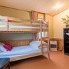 2 Bunk beds room H (max 4 people)
