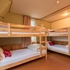 2 Bunk beds room F (Max 4 people)
