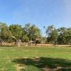 Van Grass camp site per person