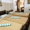 Cabana Ext. - Family (6 single bed) Standard Rate