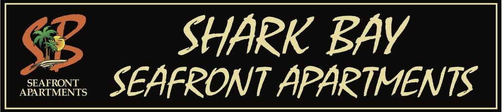 Shark bay seafront logo