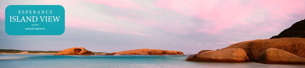 Booking esperance island view