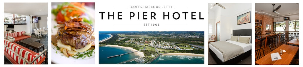 Pier hotel booking button cover photo 1
