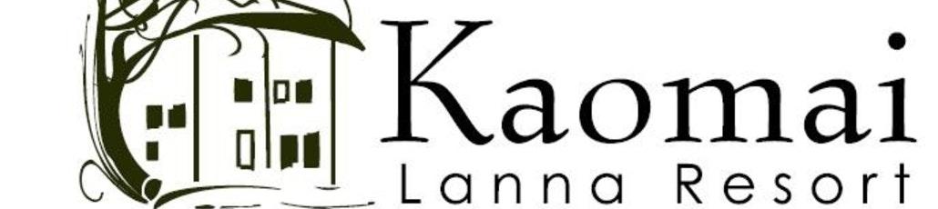 Kaomai logo green wedding