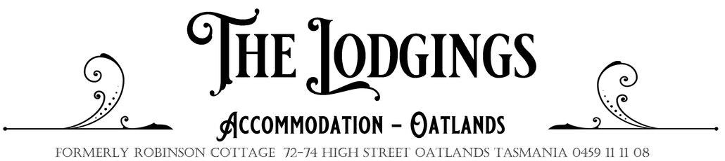 Logdings logo with address