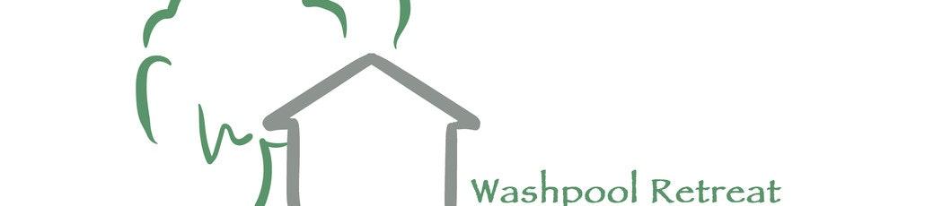 Washpool logo 1 bold grey house