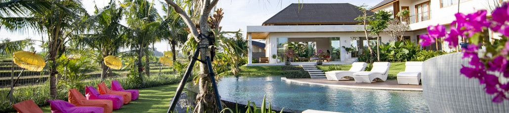 Luxury villa canggu