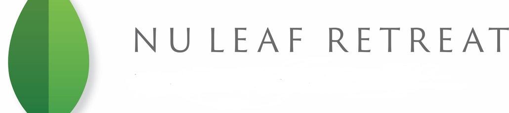Nu leaf logo landscape