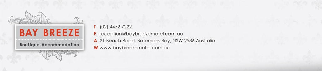 Bay breeze hotelier top