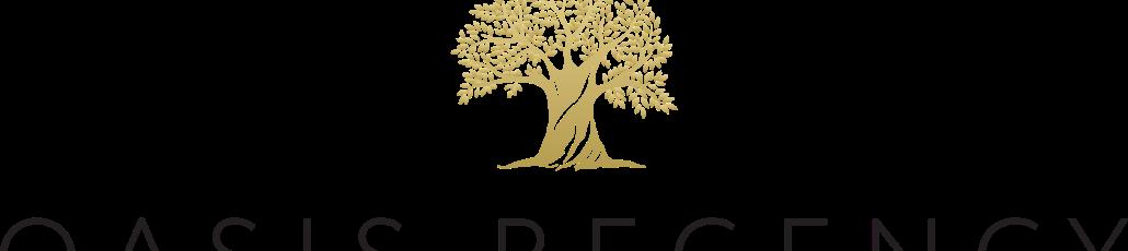 Oasis logo vertical black